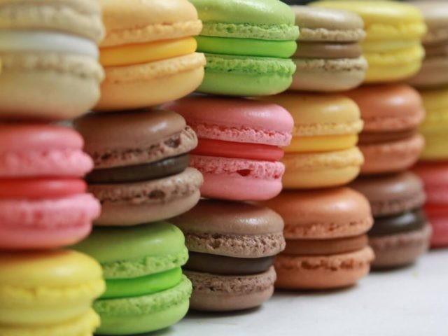 Pravé francouzské makronky snadno a chutně připravené doma recept