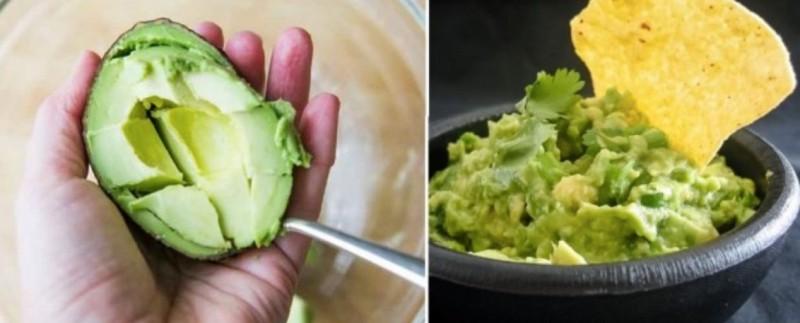 Guacamole recept