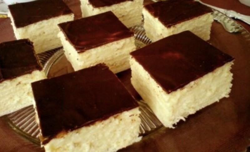Skotský krém: Sladký dezert, který je lehký jako obláček recept