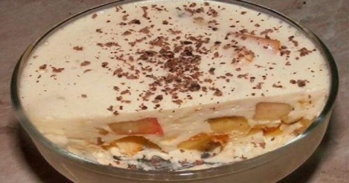 Nejvyhledávanější nepečený dezert v Chorvatsku recept