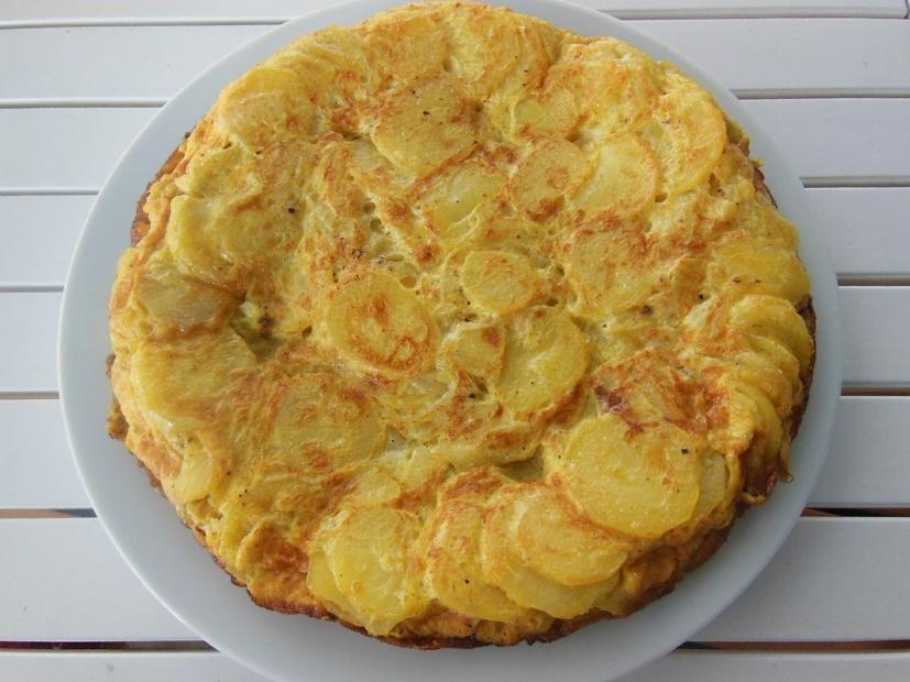 Španělská tortilla