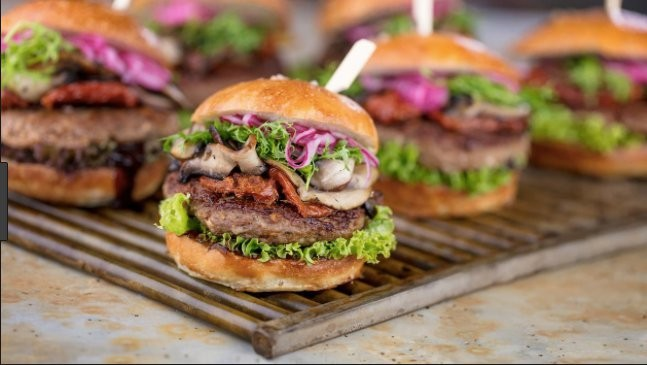 Hovězí mini hamburgery recept
