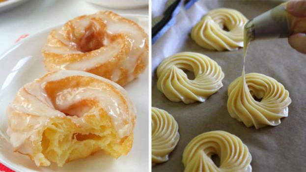 Recept na tyto vanilkové věnečky si ptají všechny kamarádky