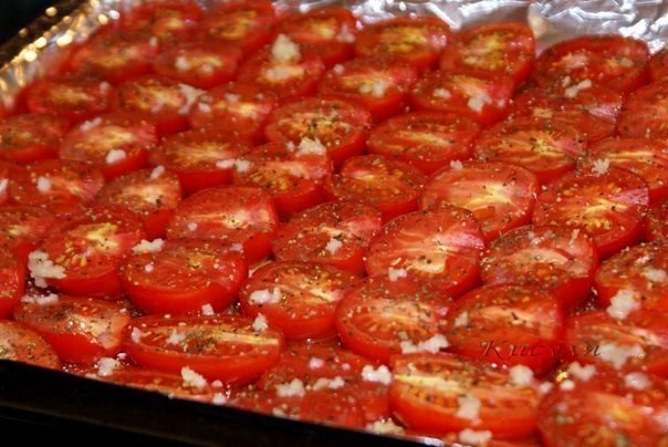 Šíleně lahodná sušená rajčata