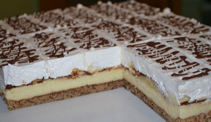 Fantastický BANANITA koláček