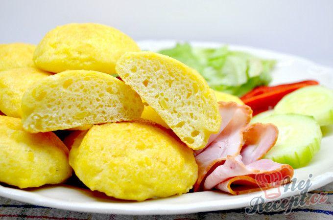 Kynuté bramborové vdolečky