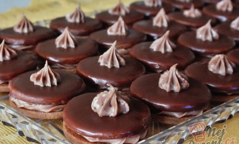 Išlské dortíčky – klasický recept našich babiček