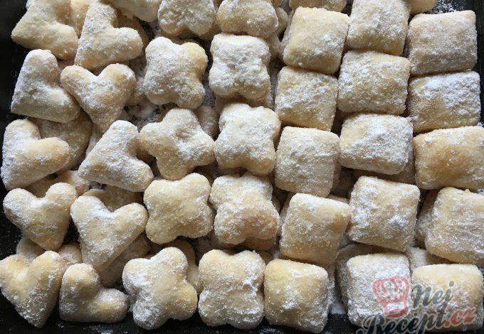 Fantastické mini šlehačkové cukroví
