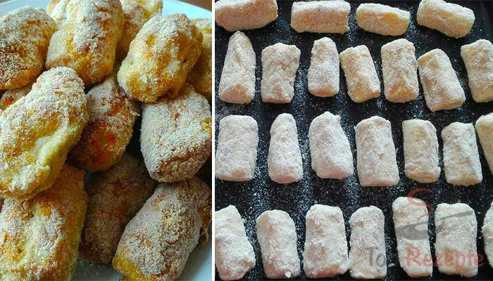 Křupavá cuketa z trouby
