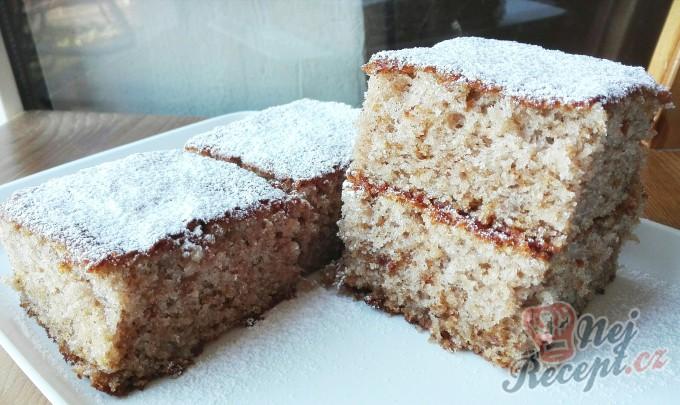 Nejjednodušší tradiční jablečný koláč