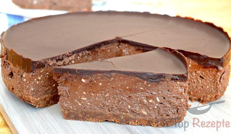 Bezkonkurenční recept na vynikající nepečený cheesecake, který připravíte za pár minut.