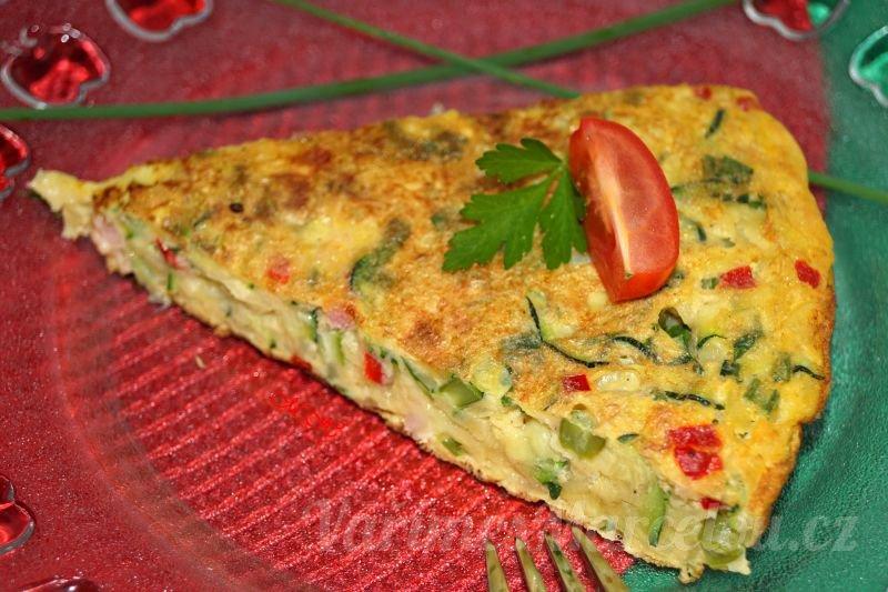 Frittata – vaječná omeleta