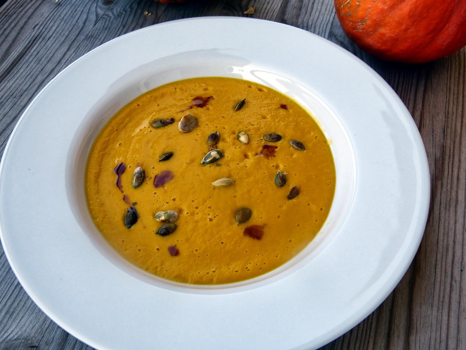 Dýňová polévka: Podzimní klasika na mnoho způsobů
