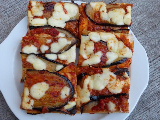 Pizza parmiggiana: Naučte se tu pravou!