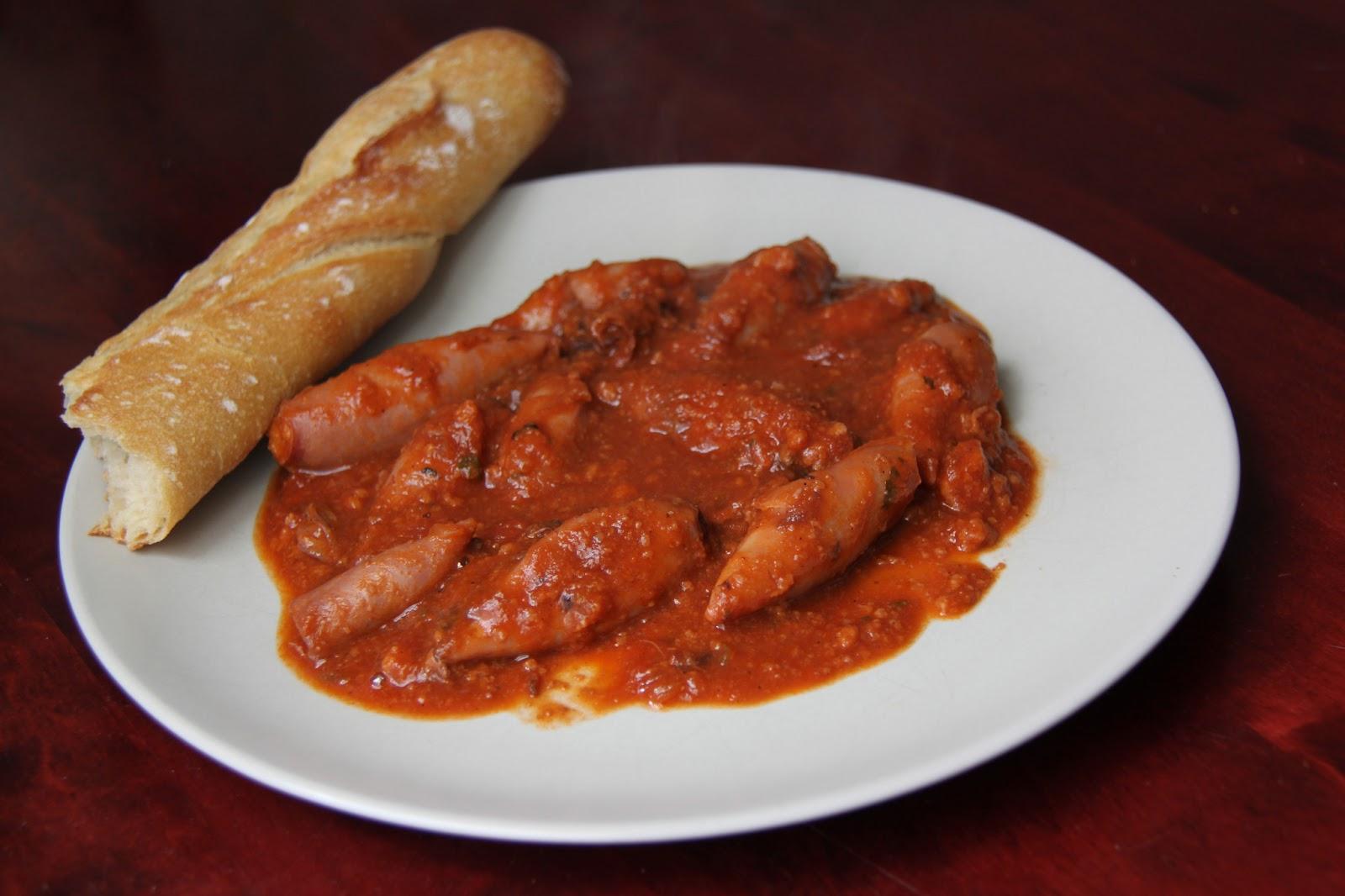 Plněné kalamáry se sýrem pecorino: Lahůdka z italské Puglie