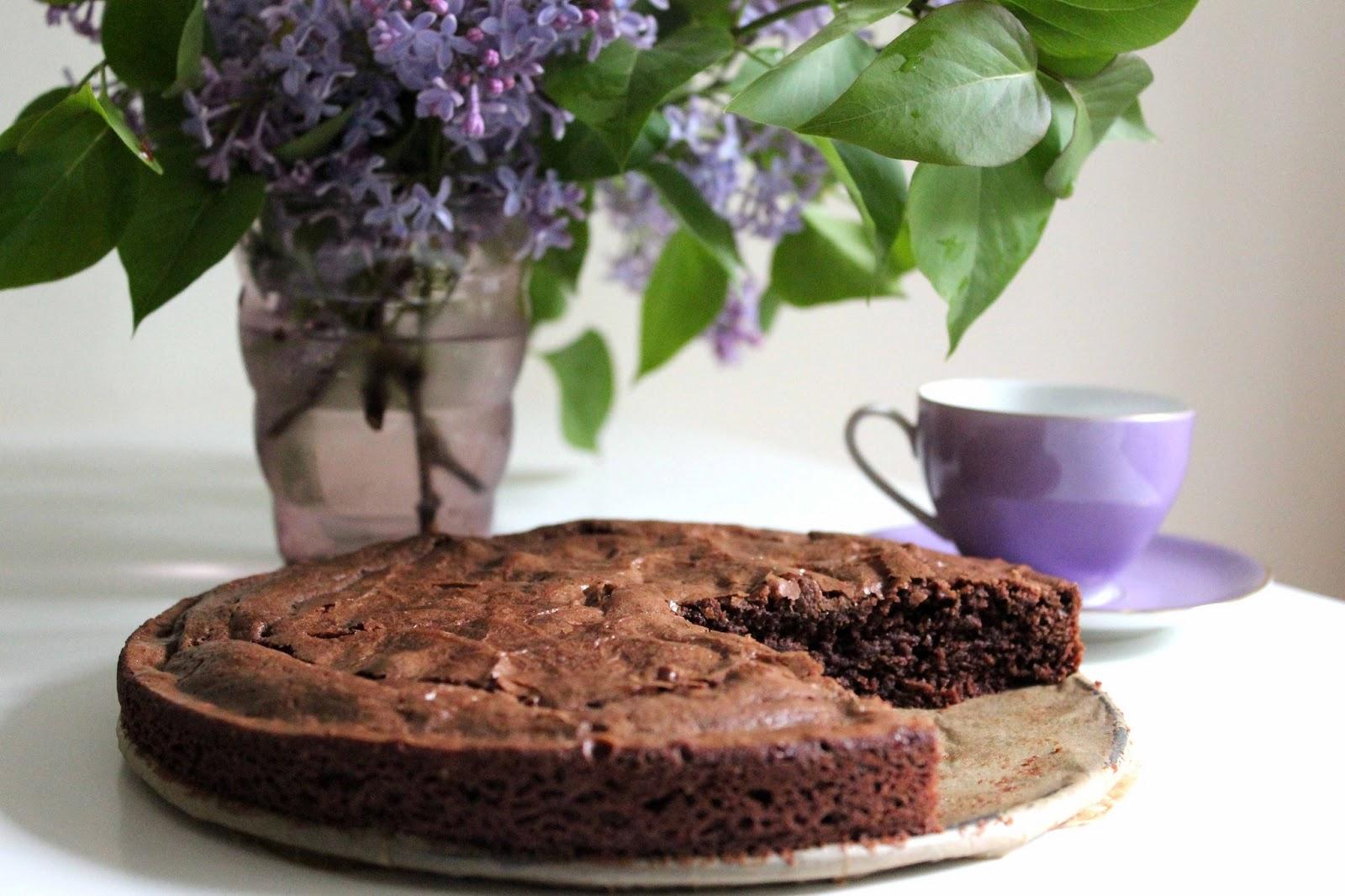 Čokoládové brownies: Recept na základní těsto