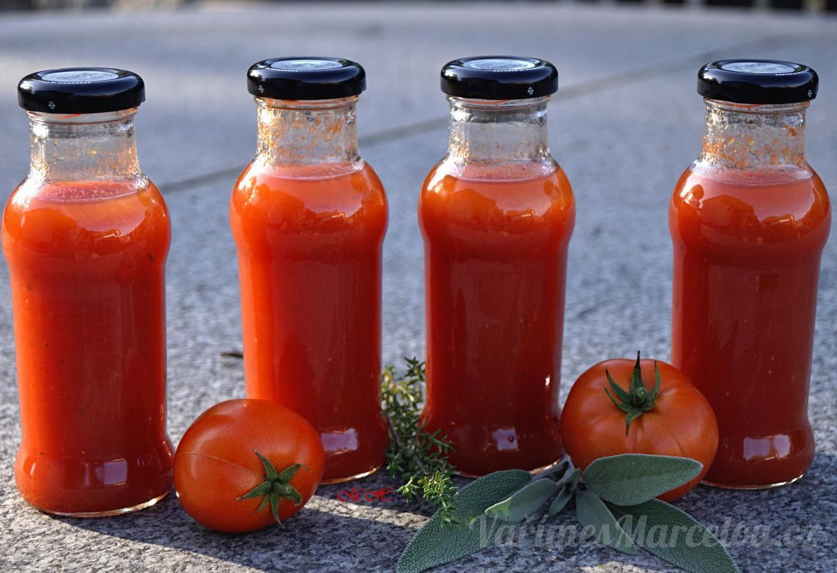Rajčatový džus