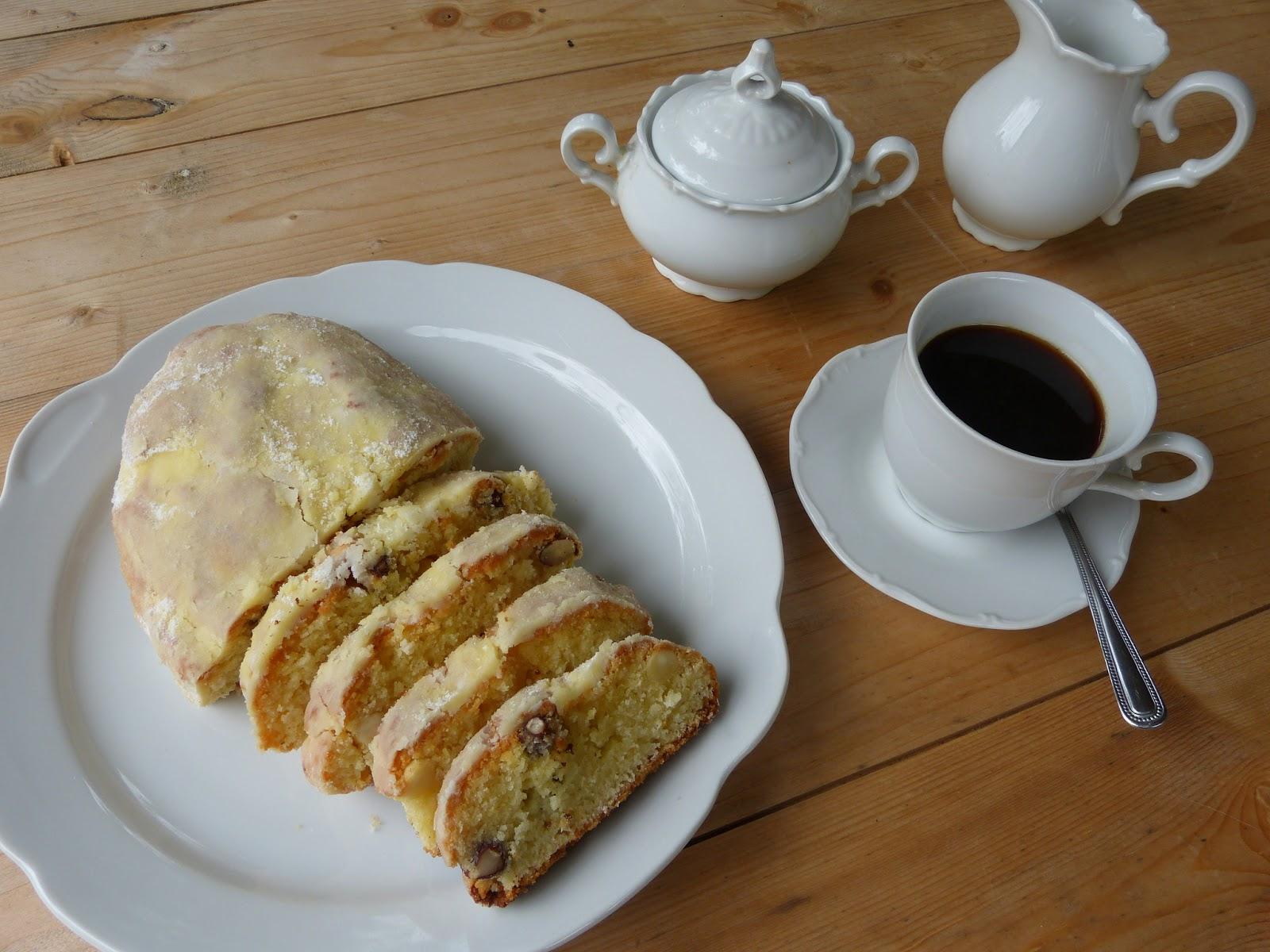 Tvarohová štola: Zaručený majstrštyk k nedělní kávě