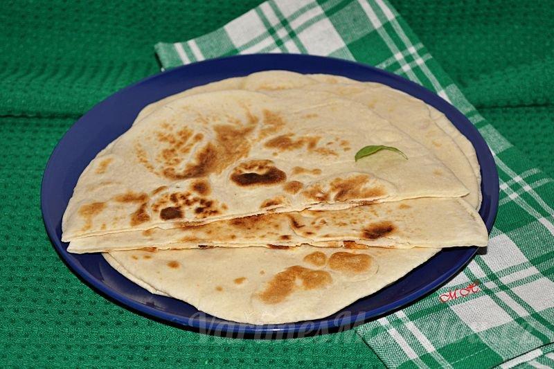 Piadina – italské chlebové placky