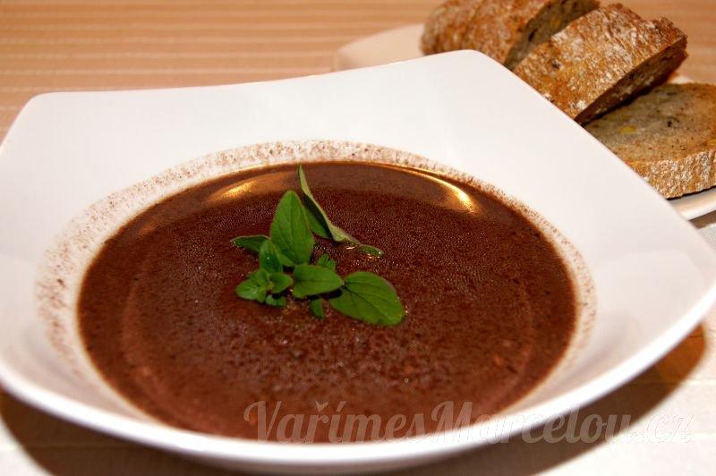 Zabijačková polévka
