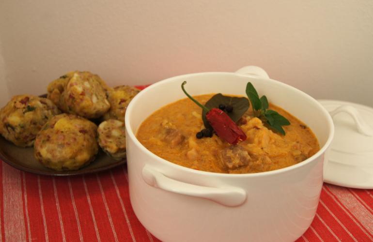 Recept na pikantní Segedínský guláš