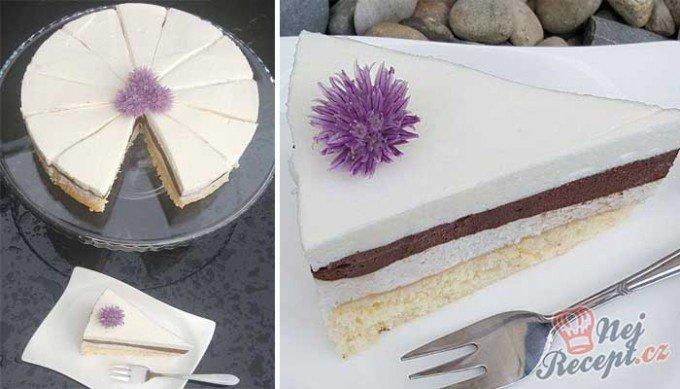 Šlehačkový dort Viola