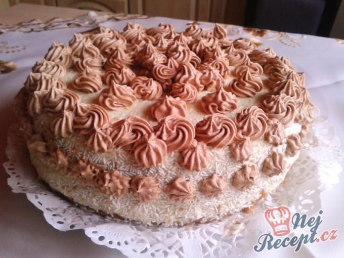 Tvarohový dort – FOTOPOSTUP