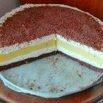 Skvělý nepečený krémový dort