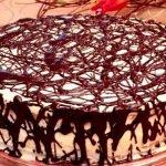 Parádní dort – Dunajské vlny