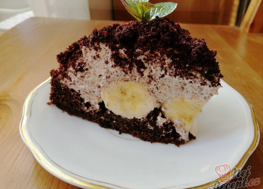 Krtkův dort (bez použití vajíček)