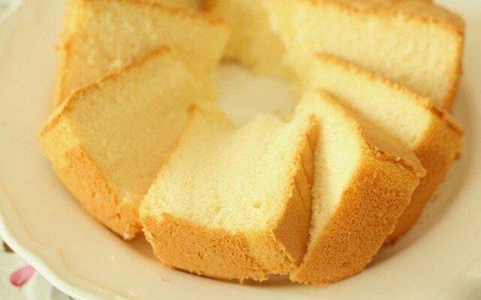 Nejjednodušší piškotové těsto na koláče a dorty