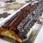 Piškotový dort – srnčí hřbet